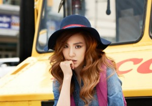 Girls' Generation Tiffany Looks like a Hollywood Star? 'Stylish Image of the Young Woman'
