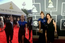 Ailee, Picture at Grammy Awards Red Carpet, 'I Feel Like a Pop Star'