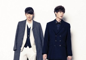 Lee Jong Suck, Kim Woo Bin, VOGUE Girl