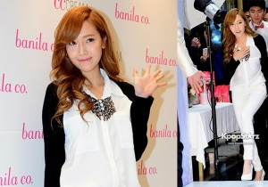 Jassica at 'Banila co' Fan Autograph Event