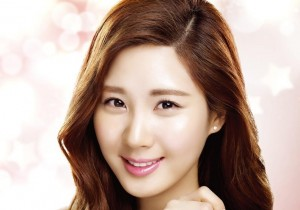Girls' Generation's Seohyun: The Face Shop Photo Shoot