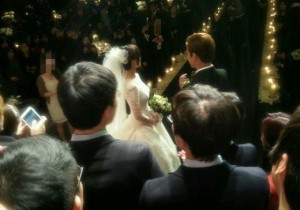 Wonder Girls Sun's Wedding, 'Who Caught the Bouquet?'