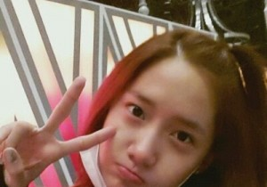 Girls' Generation Yoona Tour Rehearsal Picture, 'Perfect Naked Face'