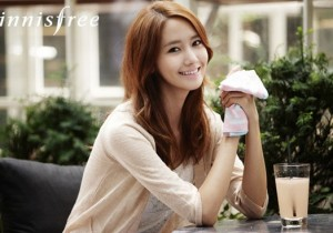 Girls' Generation's Yoona Innisfree Commercial Photo Collection