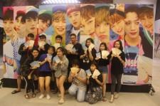 Wanna One fanmeet ticket launching in Kuala Lumpur