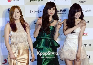 Gaon Chart Red Carpet: TaeTiSeo