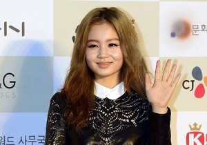 Gaon Chart Red Carpet: Lee Hi