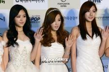 Gaon Chart Red Carpet: Apink