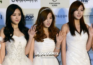 Gaon Chart Red Carpet: Apink