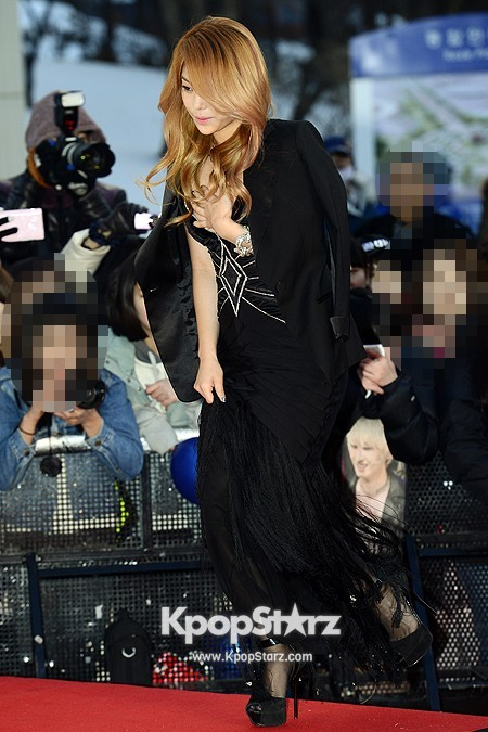 Gaon Chart Red Carpet: Aileekey=>2 count7