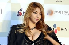 Gaon Chart Red Carpet: Ailee