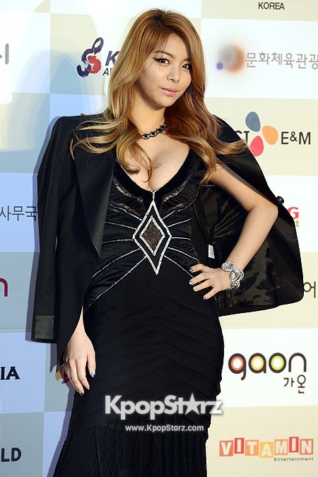 Gaon Chart Red Carpet: Aileekey=>0 count7