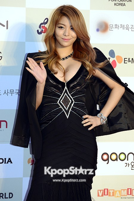 Gaon Chart Red Carpet: Aileekey=>4 count7