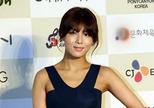 Gaon Chart Red Carpet: Yubin