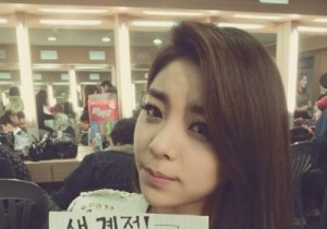 Ailee's Self-Camera Before-After Debut