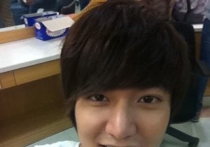 Lee Min Ho's Self-Camera Collection