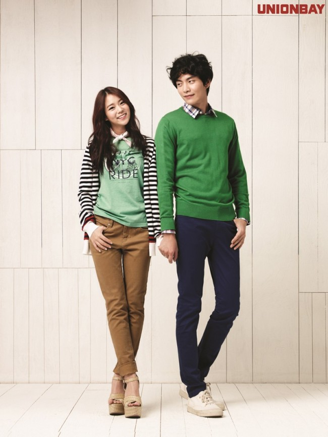 KARA Han Seungyeon-Kang Jiyoung Reveals Spring Clothing Photo Shoot, 'Back Hug with Lee Min Ki?'key=>0 count2