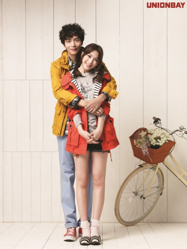 KARA Han Seungyeon-Kang Jiyoung Reveals Spring Clothing Photo Shoot, 'Back Hug with Lee Min Ki?'key=>1 count2