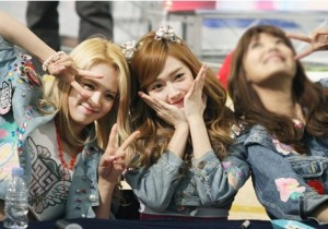 Girls' Generation Jessica Adorable in Cat Ear headband