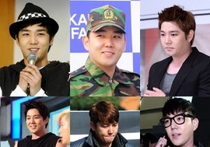 kangin appearance changing history