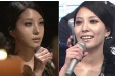 BoA is terrorized looking old on camera