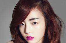 Goo Ha Ra Vogue Girl Make Up Photo Shoot