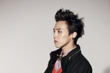 Big Bang G-Dragon Bean Pole Photo shoot 2