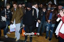 Airport Fashion: Super Junior-M Return to Korea Concluding Fan Party [Break Down] in Bangkok