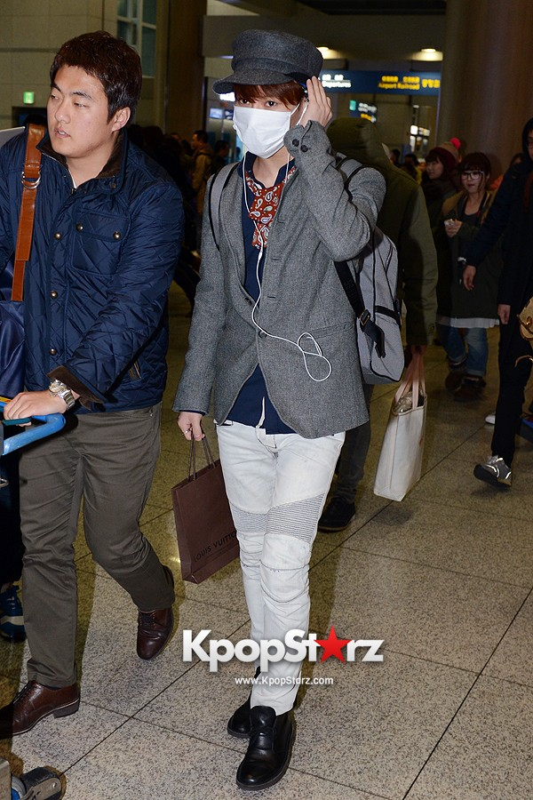 SHINee Return to Korea Concluding the Samsung CF filming in Bangkokkey=>7 count17