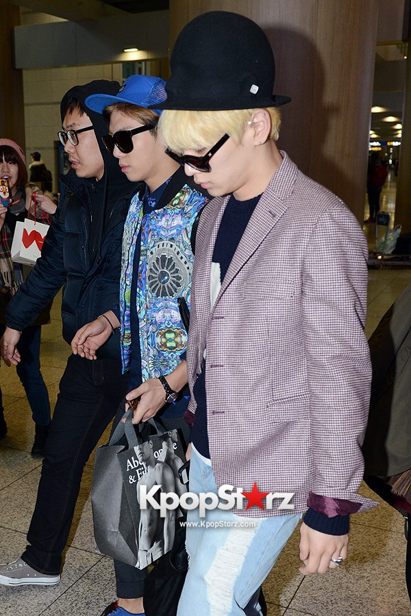SHINee Return to Korea Concluding the Samsung CF filming in Bangkokkey=>11 count17