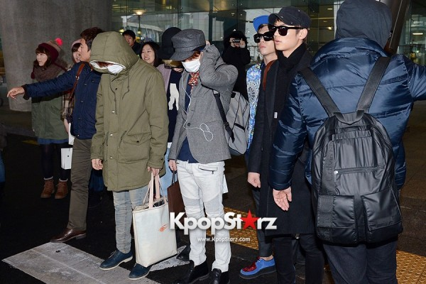 SHINee Return to Korea Concluding the Samsung CF filming in Bangkokkey=>12 count17