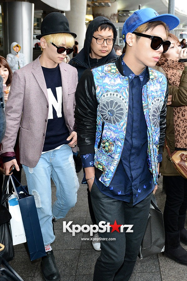 SHINee Return to Korea Concluding the Samsung CF filming in Bangkokkey=>16 count17