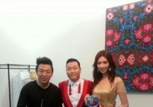 Psy Reveals Photo Taken with China Top Stars, 'How Was the Gala Show?'