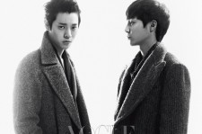 Jung Joon Young and Roy Kim for Vogue Korea