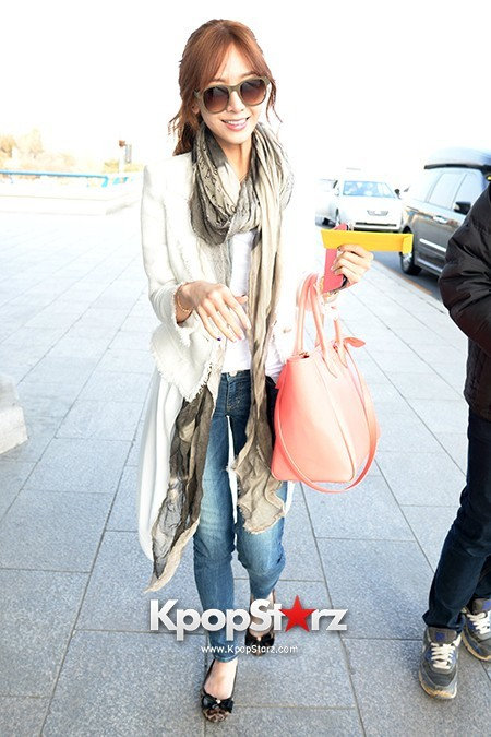 G.NA Leaving for 2013 United Cube Concert in Yokohama, Japankey=>2 count16