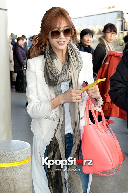 G.NA Leaving for 2013 United Cube Concert in Yokohama, Japankey=>4 count16