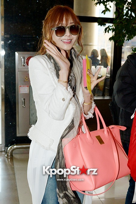 G.NA Leaving for 2013 United Cube Concert in Yokohama, Japankey=>5 count16