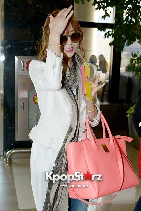 G.NA Leaving for 2013 United Cube Concert in Yokohama, Japankey=>6 count16