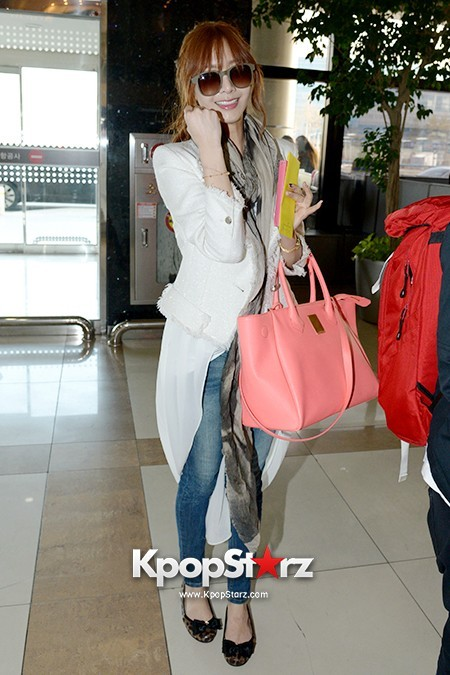 G.NA Leaving for 2013 United Cube Concert in Yokohama, Japankey=>7 count16