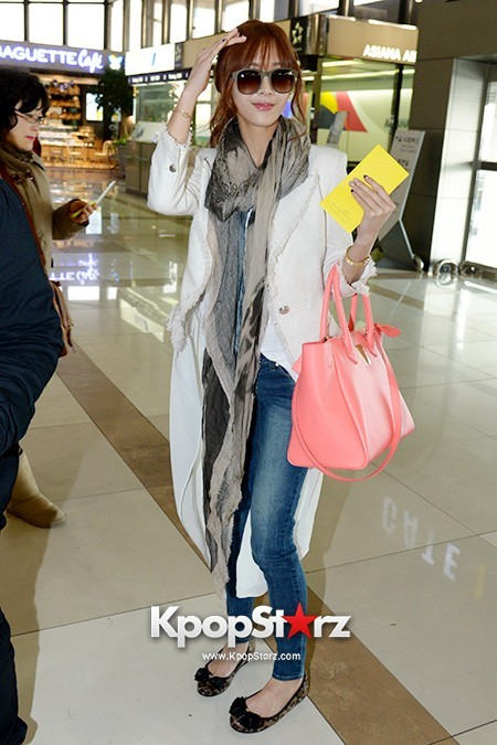 G.NA Leaving for 2013 United Cube Concert in Yokohama, Japankey=>9 count16