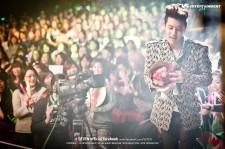 SE7EN 2013 Concert 'THANK U' in Kobe, Japan