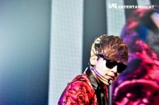 SE7EN 2013 Concert 'THANK U' in Shibuya, Japan