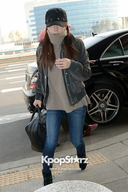 BoA Leaving to Japankey=>1 count13
