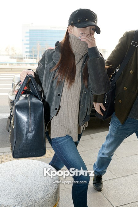 BoA Leaving to Japankey=>2 count13