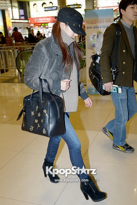 BoA Leaving to Japankey=>3 count13