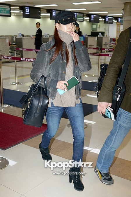 BoA Leaving to Japankey=>5 count13