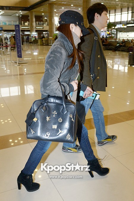 BoA Leaving to Japankey=>6 count13