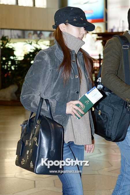 BoA Leaving to Japankey=>8 count13
