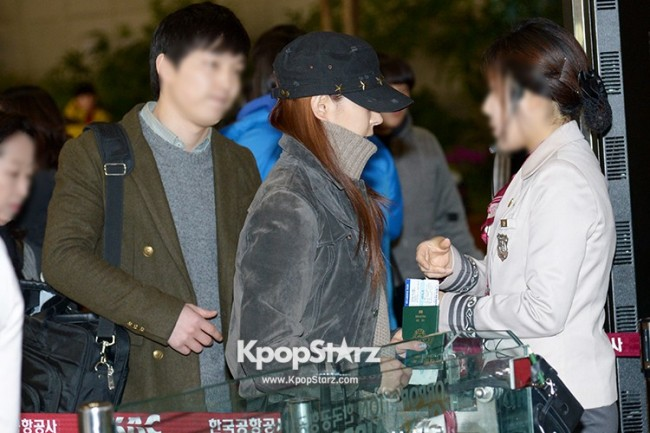 BoA Leaving to Japankey=>9 count13