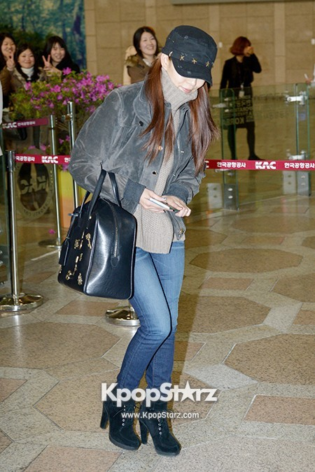 BoA Leaving to Japankey=>11 count13
